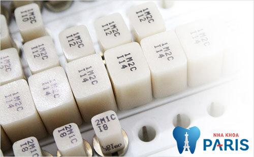 Phân loại răng sứ thẩm mỹ 5