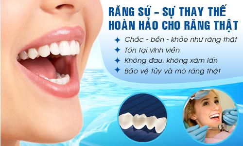 Những lưu ý khi phục hình răng sứ để đạt hiệu quả hoàn hảo