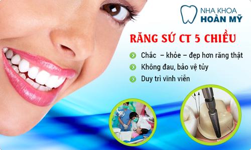 Làm răng sứ có đau không, bao lâu thì hoàn tất?2