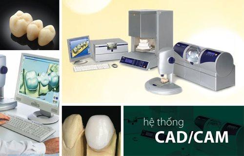 Công nghệ làm răng sứ hiện đại theo tiêu chuẩn quốc tế