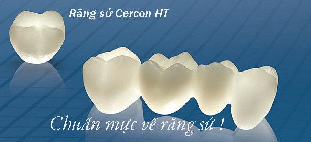 Kết quả hình ảnh cho răng sứ cercon