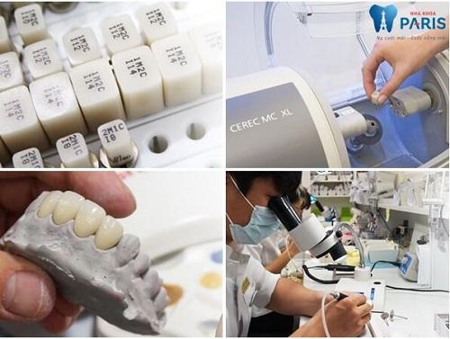 Bọc răng sứ chỉnh răng mọc lệch 2