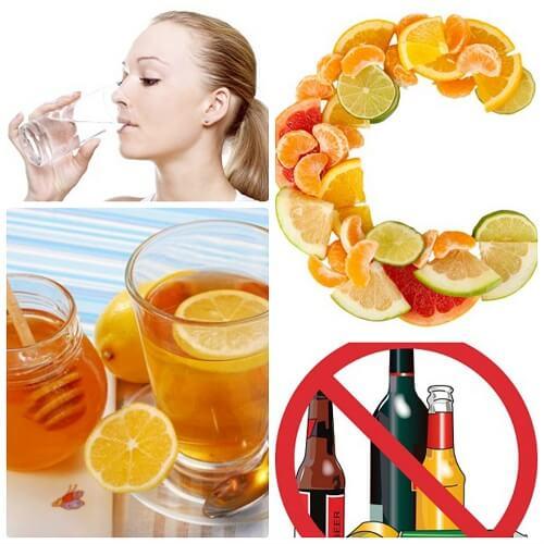 Khô họng nên ăn gì, uống gì để giảm bớt tình trạng rát lưỡi? 1
