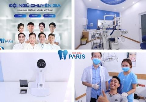 Nha khoa Paris - Địa chỉ uy tín, giúp khách hàng loại trừ nỗi lo : Chụp răng sứ giá bao nhiêu?