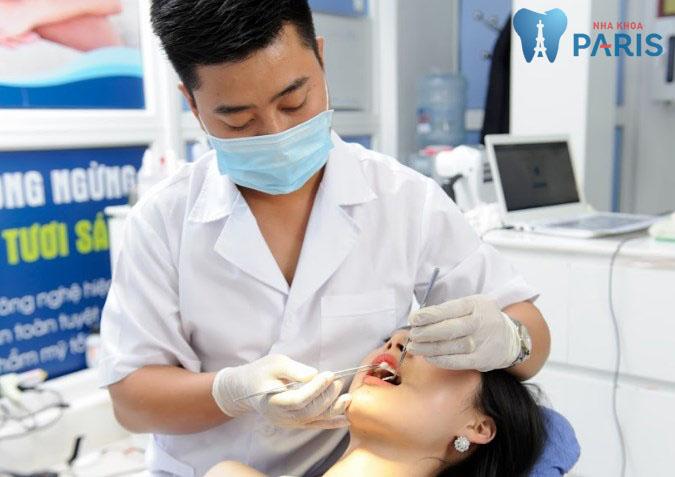 Răng hô làm môi dày 2