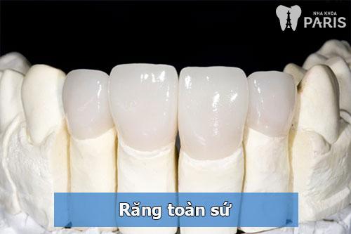 Răng toàn sứ 1