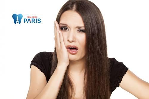răng sâu bị lung lay