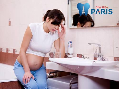 Khô miệng khi mang bầu - Nguyên nhân & Cách khắc phục AN TOÀN 2