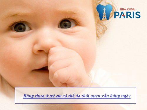 Nguy hại khôn lường và cách khắc phục Răng thưa ở trẻ em HIỆU QUẢ 3