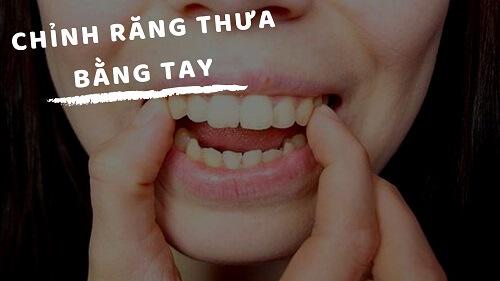 NGUY CƠ tiềm ẩn khi áp dụng mẹo chữa răng thưa Tại Nhà 1