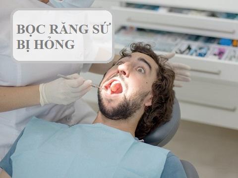 Bọc răng sứ bị hỏng đến 90% là do tay nghề bác sĩ kém